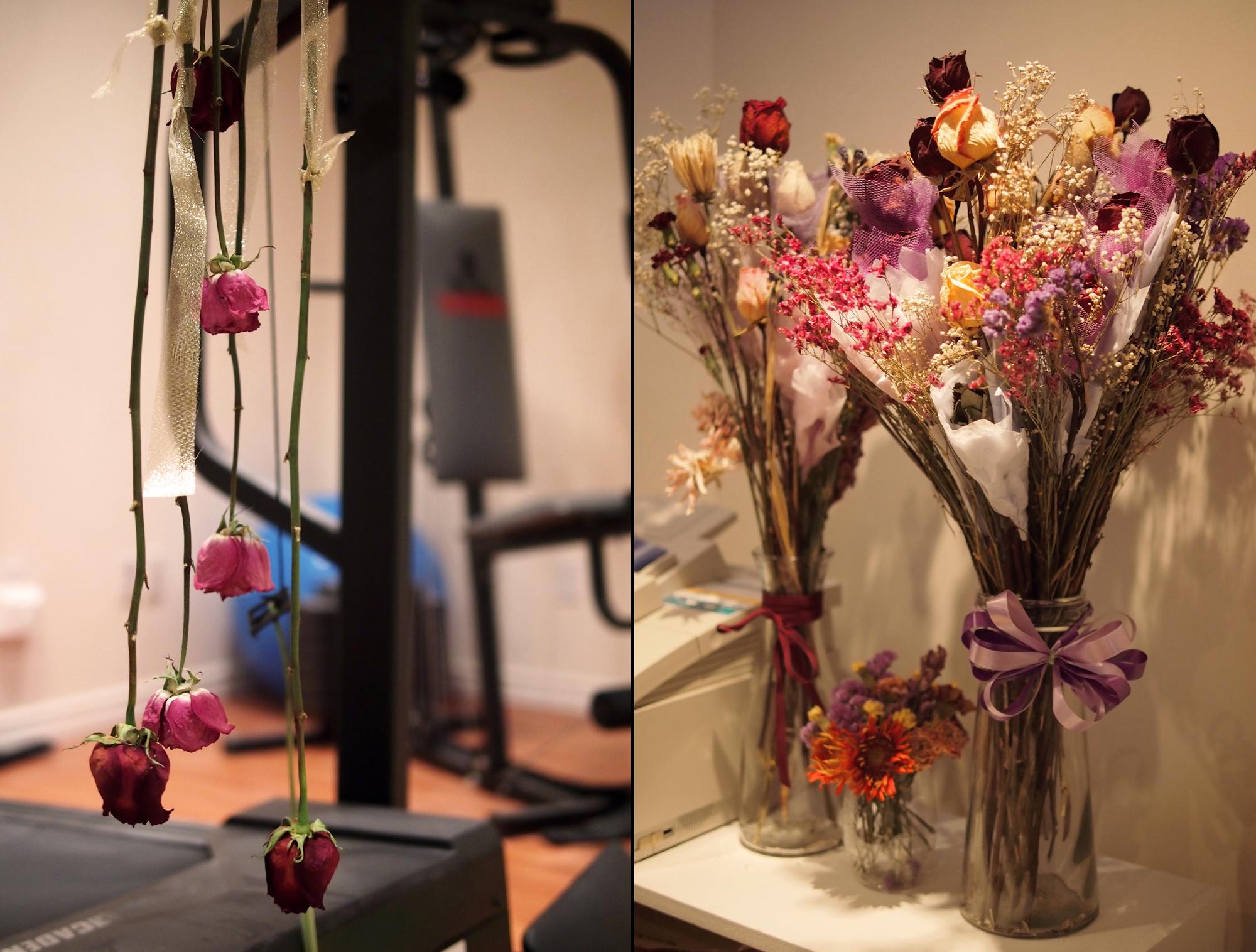 Drying Flowers Dreams Of Velvet