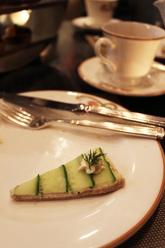 Afternoon Tea At The Ritz Carlton Toronto Dreams Of Velvet