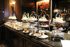 Afternoon Tea at The Fairmont Royal York, <em>Toronto</em>