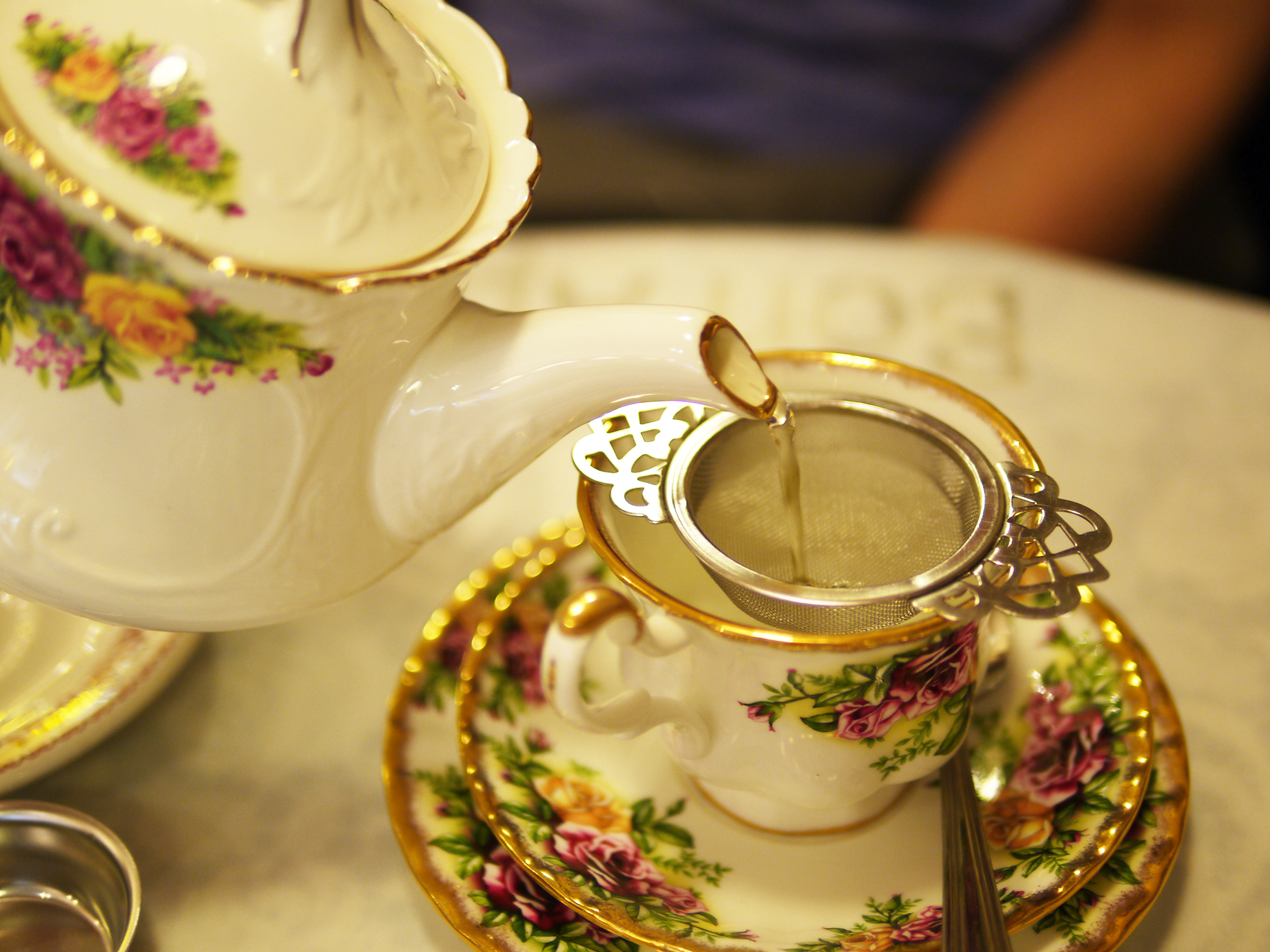 Afternoon Tea At After Queen Tea Shop Toronto Dreams Of