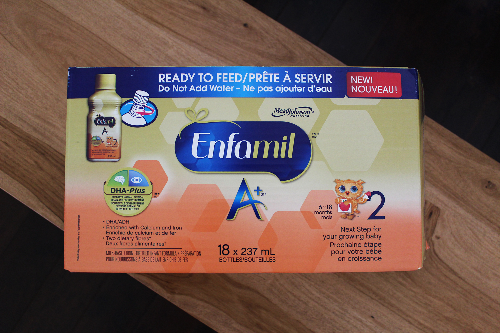 Product Review Enfamil A Stage 2 Dreams Of Velvet