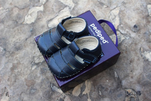 [Product Review] pediped® Originals: Ross Navy Sandals