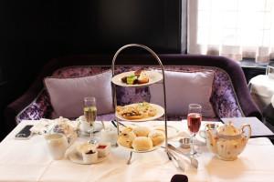 Afternoon Tea at Windsor Arms Hotel, <em>Toronto</em>