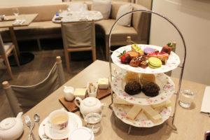 Afternoon Tea at Holts Café, Holt Renfrew (Yorkdale Mall), <em>Toronto </em>
