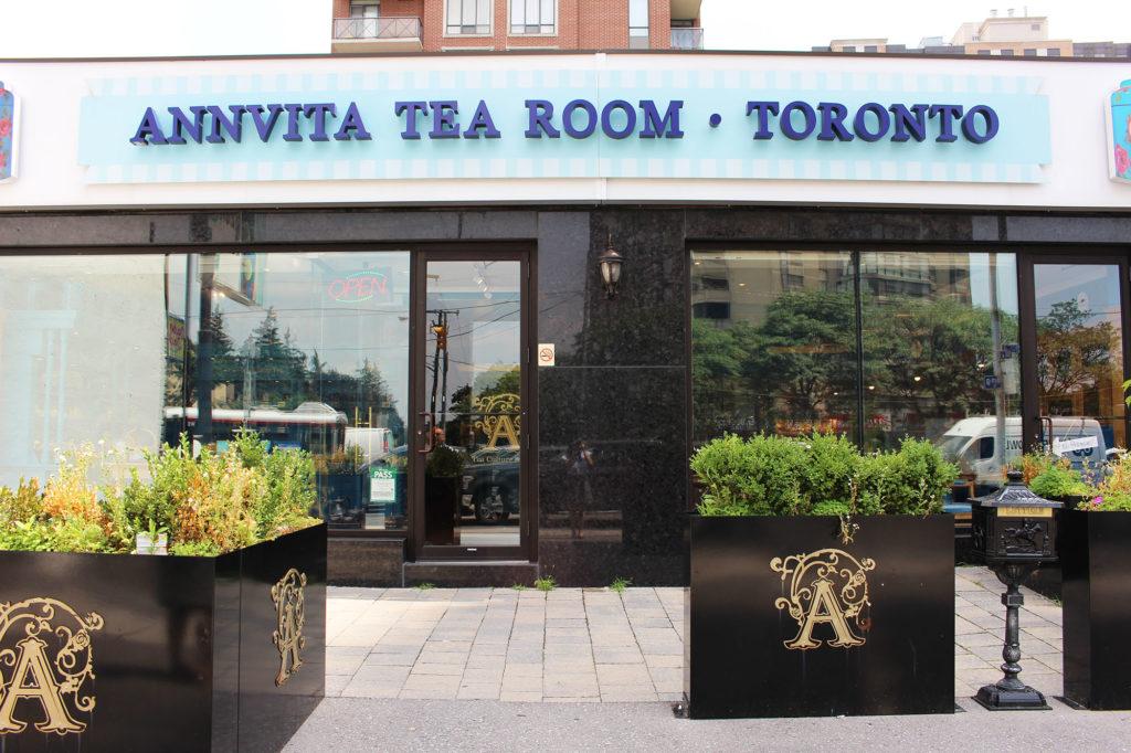 Annvita Tea Room Review