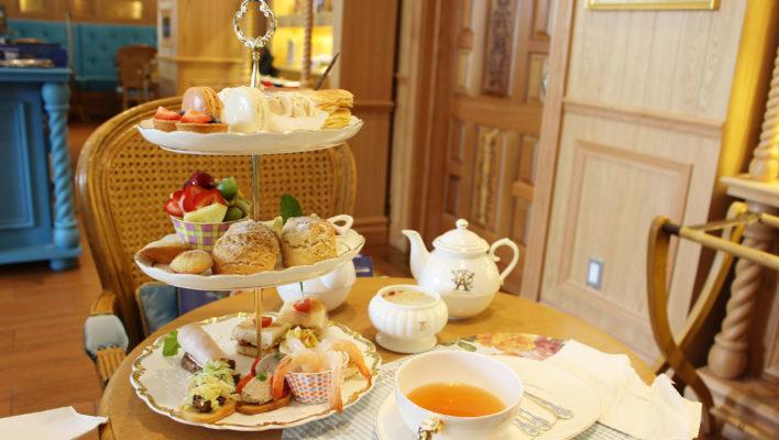 Afternoon Tea at Annvita Tea Room, <em>Toronto</em>