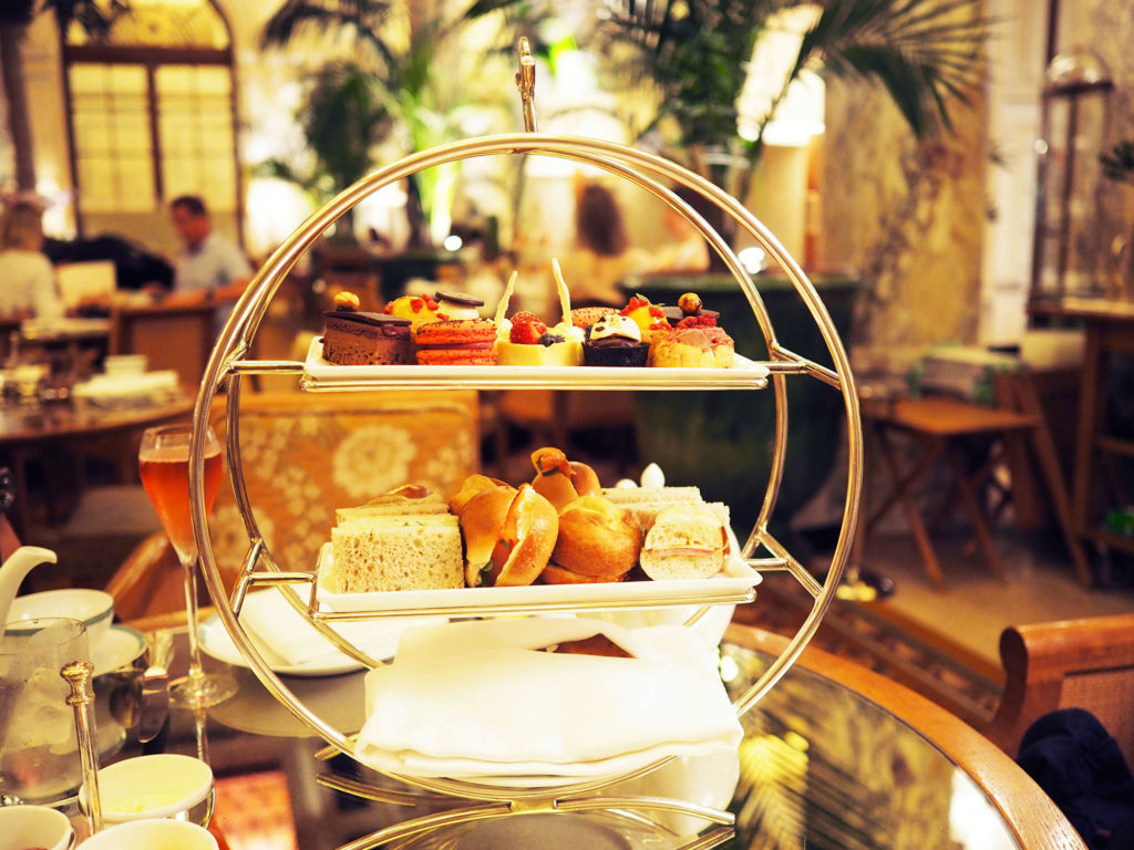 Afternoon Tea at The Plaza Hotel <em>New York</em>
